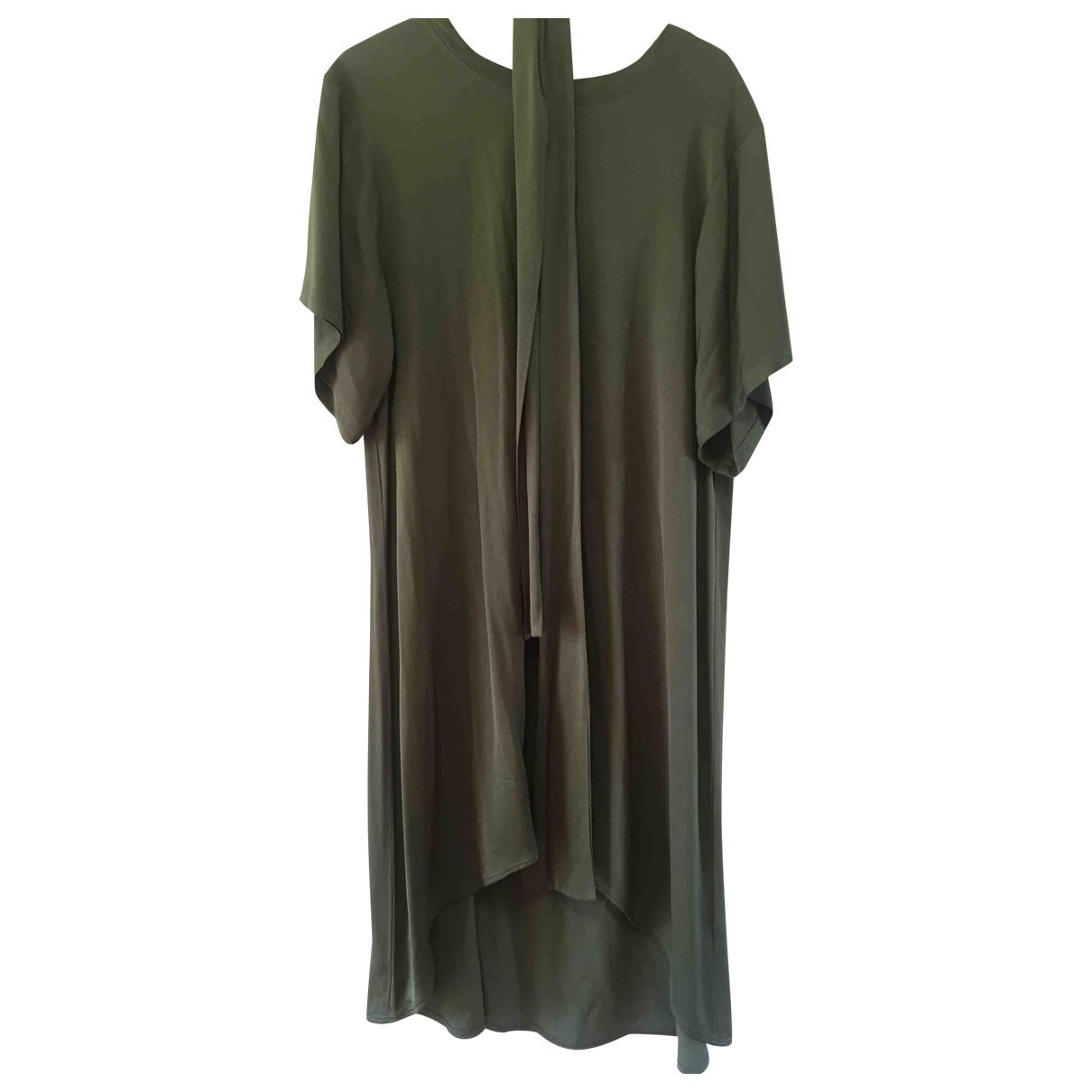 American Vintage \N Green dress for Women S International