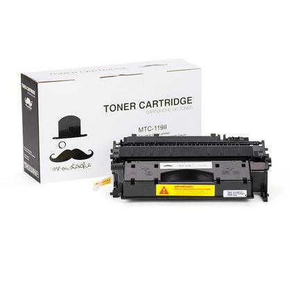 Compatible Canon 119 II Black Toner Cartridge High Yield (119X) 3480B001 - Moustache