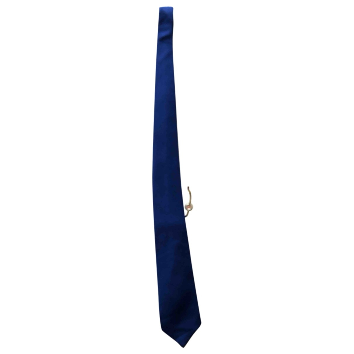 Loro Piana \N Blue Cashmere Ties for Men \N