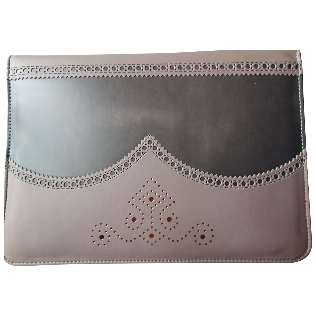 Ted Baker \N Pink Leather wallet for Women \N