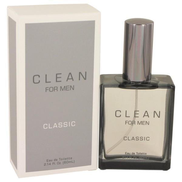 For Men Classic - Clean Eau de Toilette Spray 60 ML