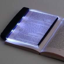 1pc Flat Night Reading Light