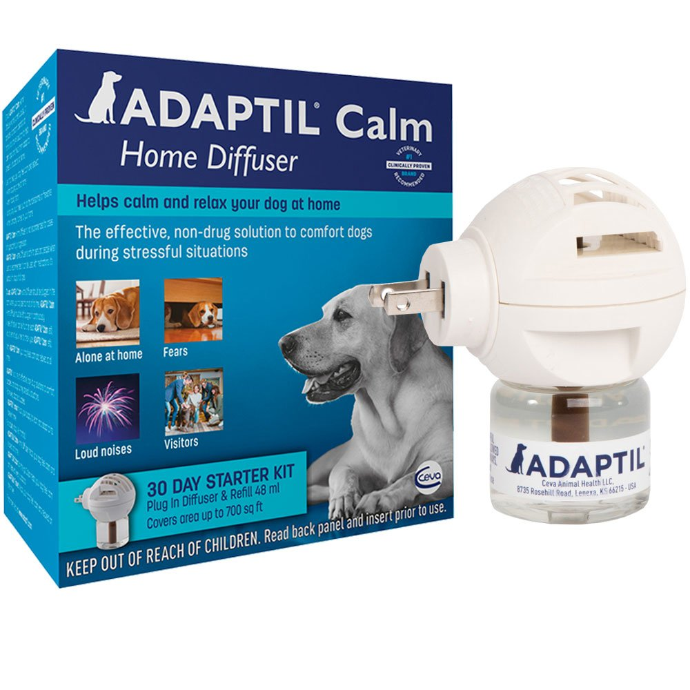 ADAPTIL Calm Home Diffuser for Dogs (30 Day Starter Kit) 48 ml