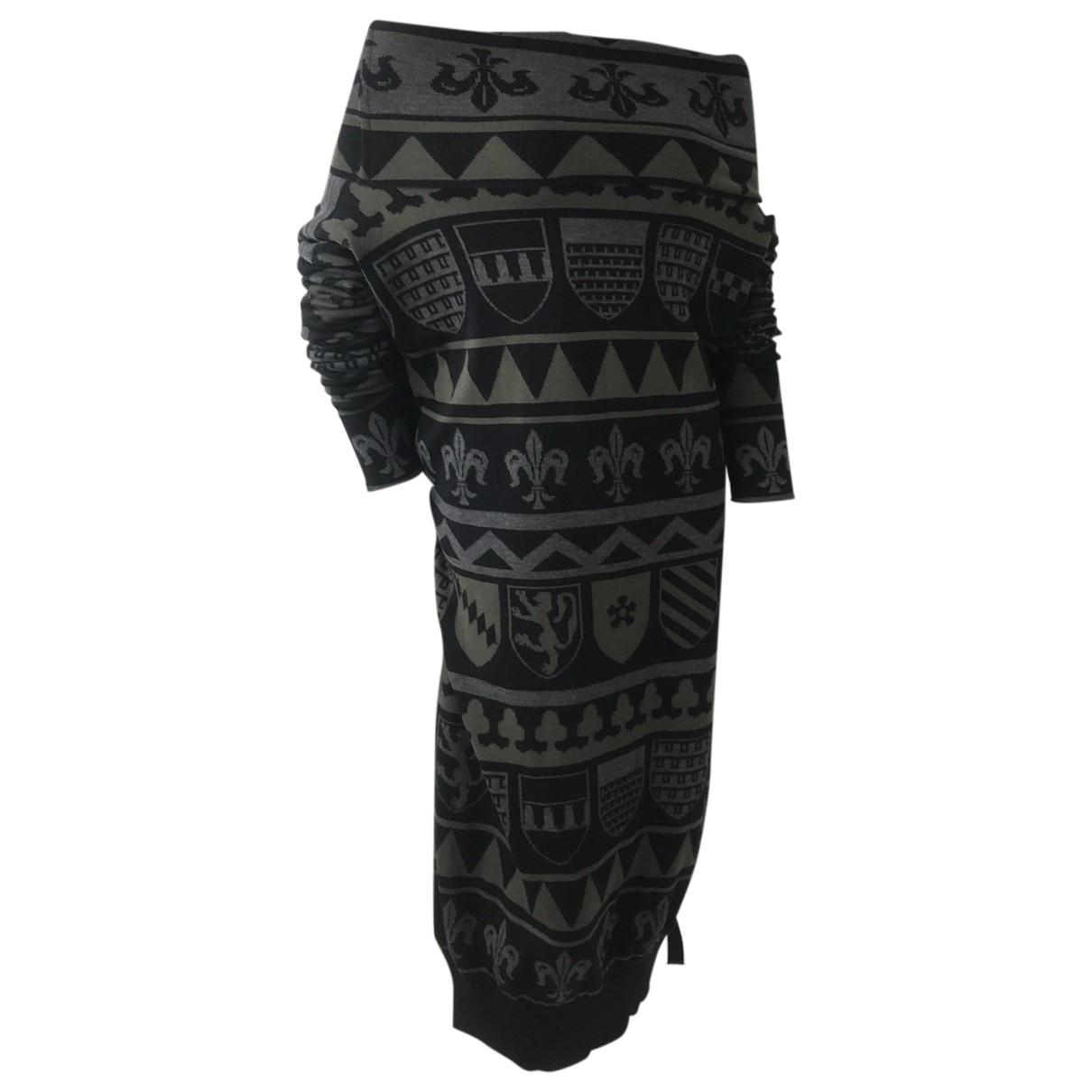 Stella Mccartney \N Black Wool dress for Women 40 IT