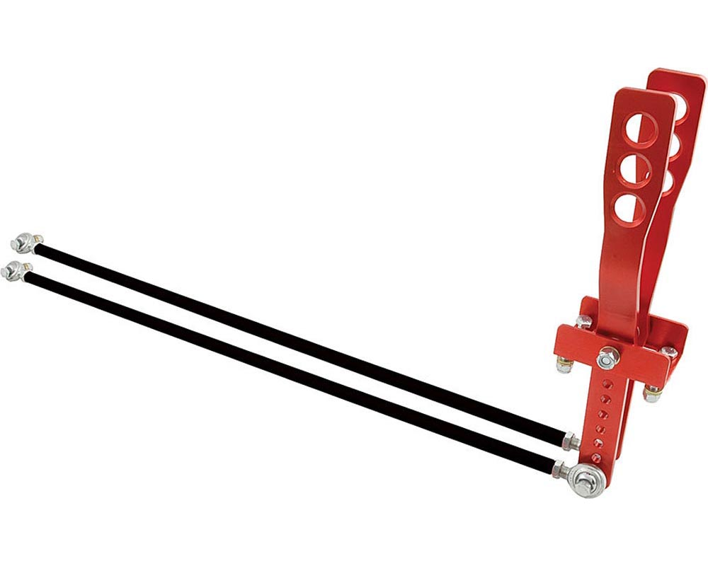 Allstar Performance ALL54121 2 Lever Shifter Red  ALL54121