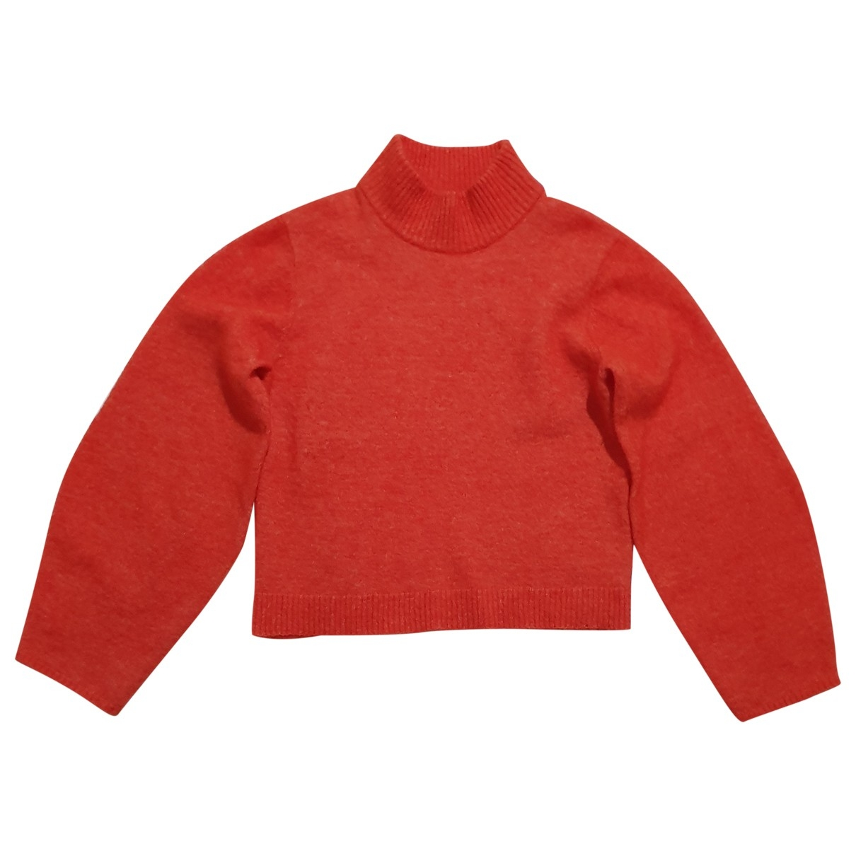 H&m Studio \N Orange Wool Knitwear for Women M International