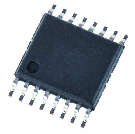 Texas Instruments TPS54495PWP, Dual-Channel, Step Down, Synchronous DC-DC Converter, Adjustable 16-Pin, HTSSOP (5)