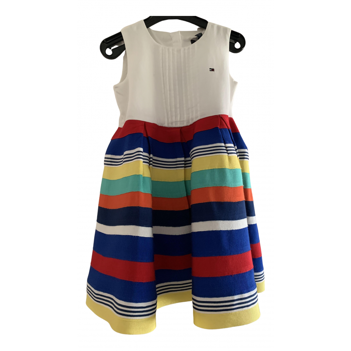 Tommy Hilfiger \N Kleid in  Bunt Baumwolle