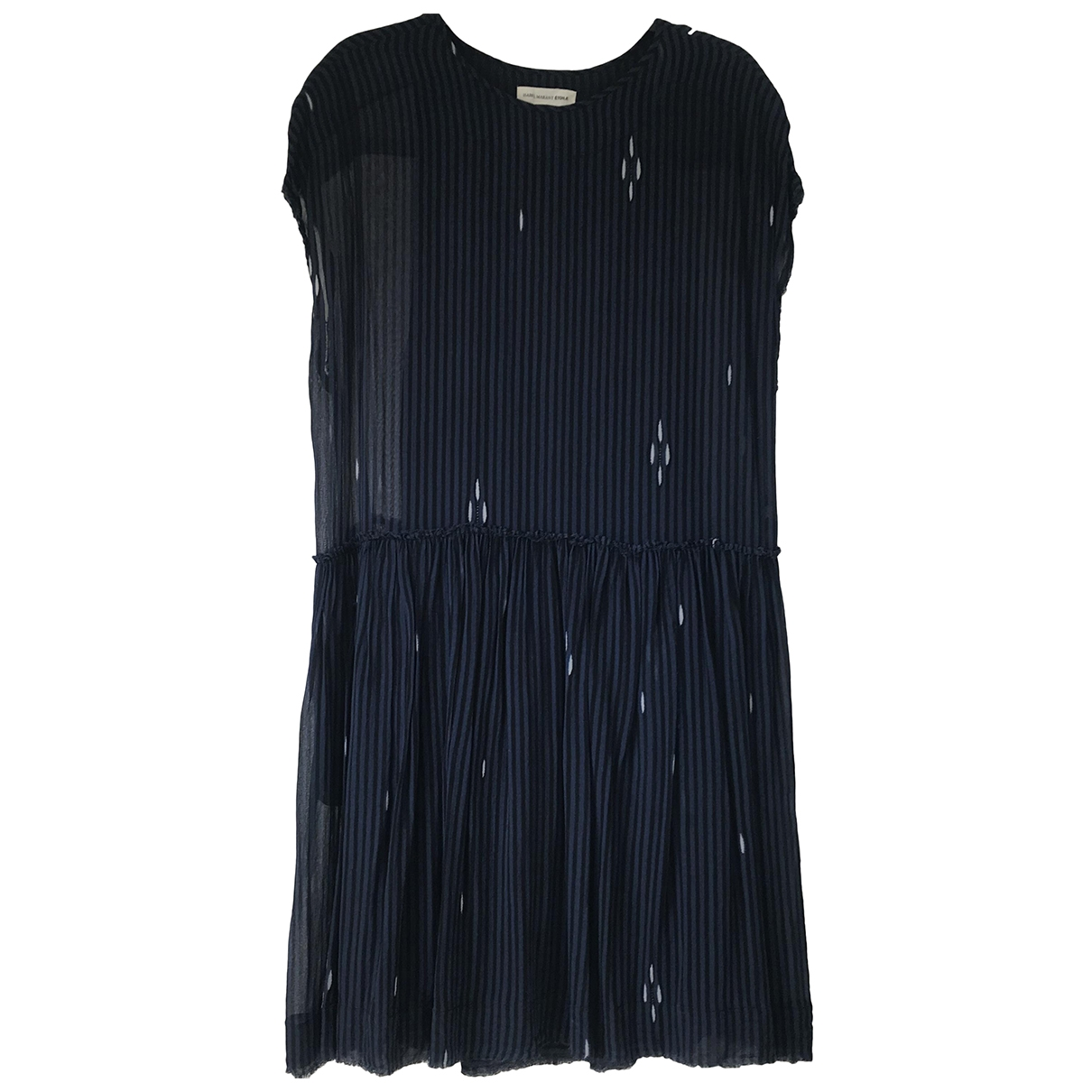 Isabel Marant Etoile \N Blue dress for Women 36 FR