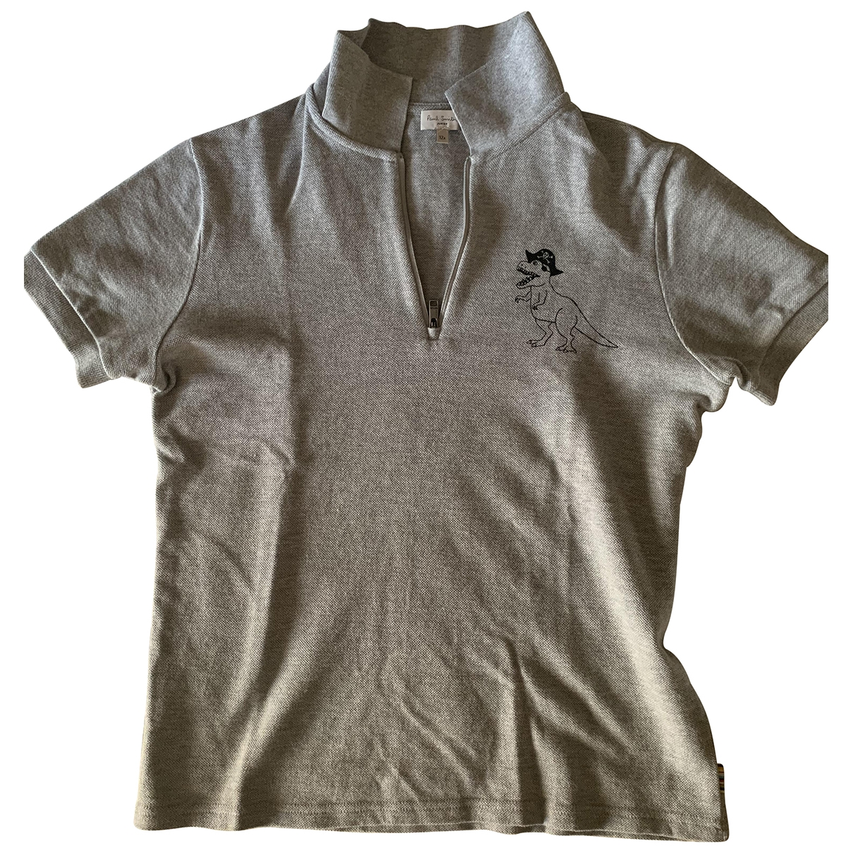 Paul Smith \N Grey Cotton  top for Kids 12 years - XS UK