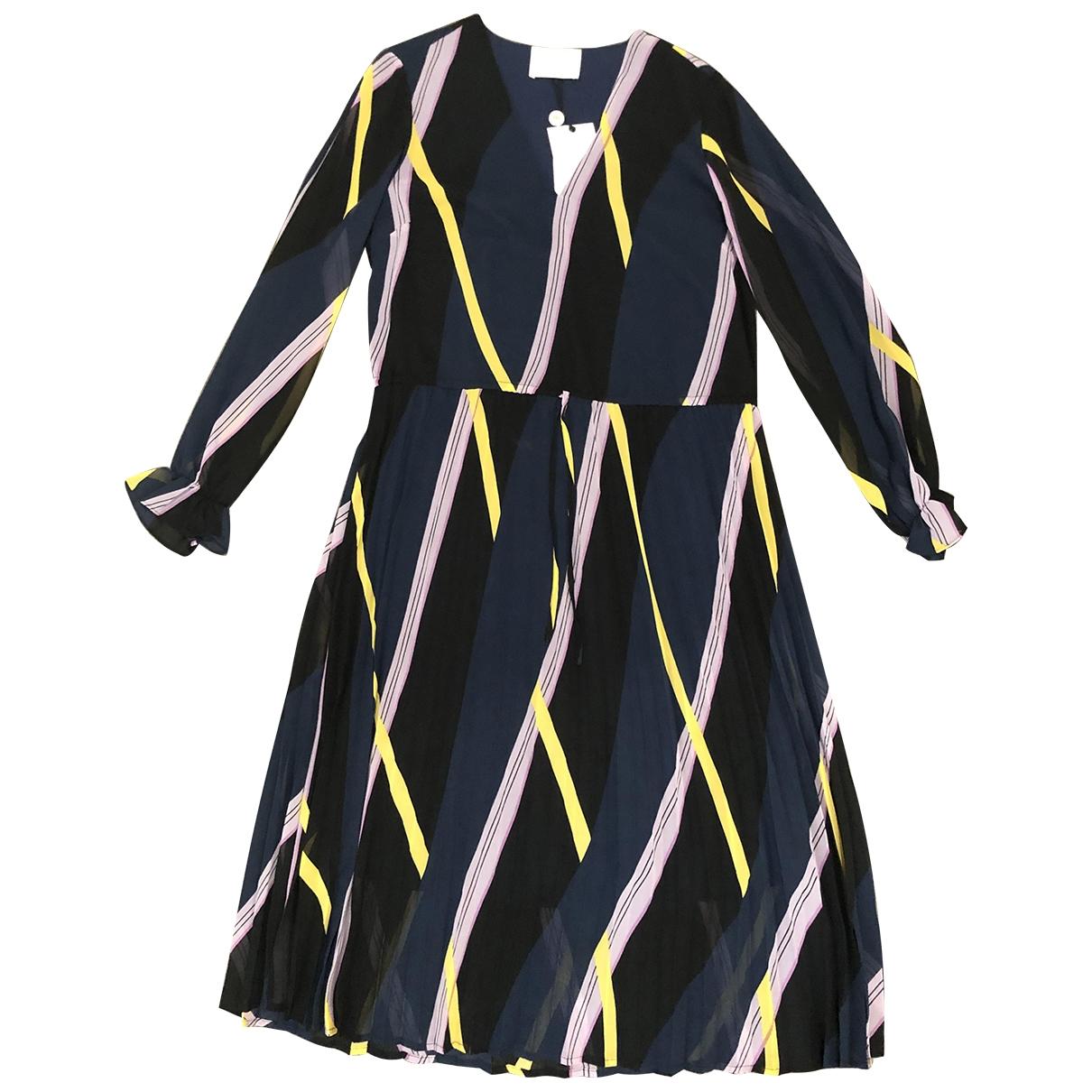 Just Female \N Kleid in  Bunt Polyester