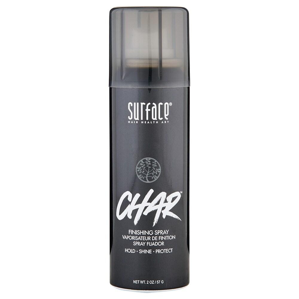 Surface Char Finishing Spray 2 oz (Black - Hair Sprays)