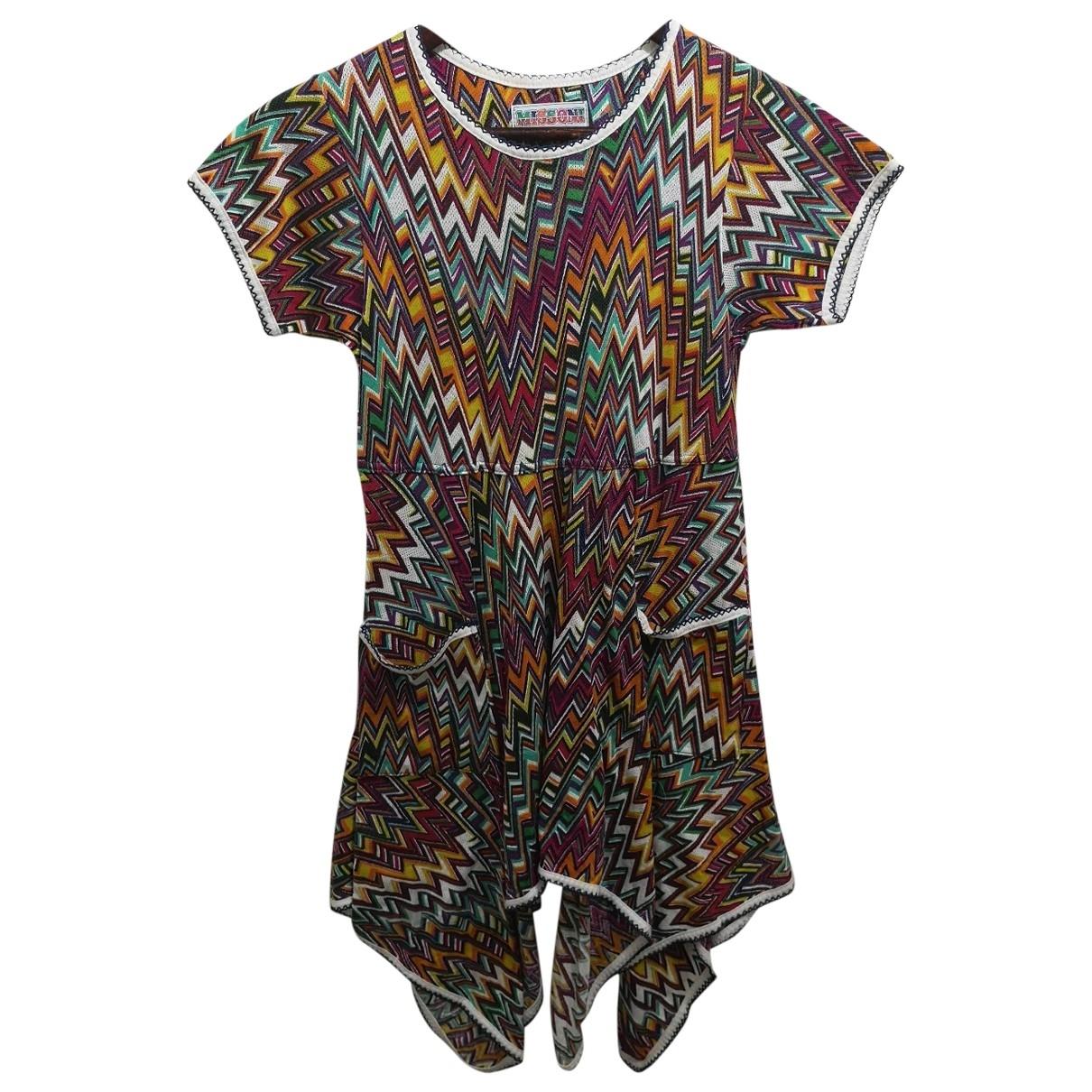 Missoni \N Multicolour Cotton dress for Women S International