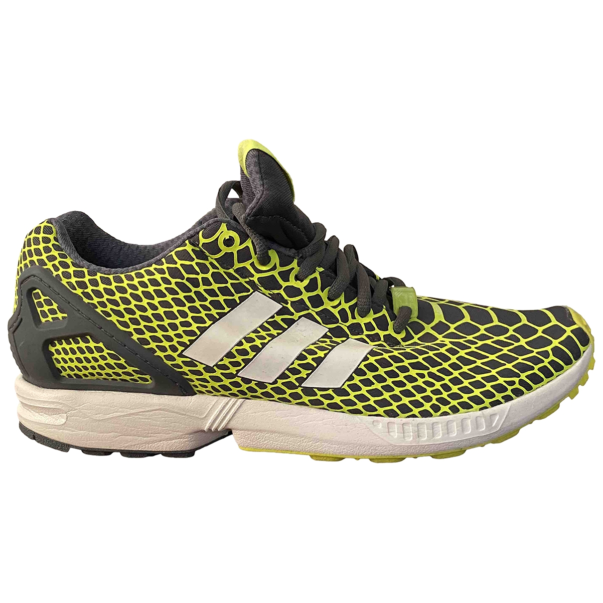 Adidas - Baskets ZX pour homme en toile - vert