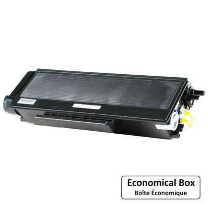 Compatible Brother TN650 cartouche de toner noire - boite economique