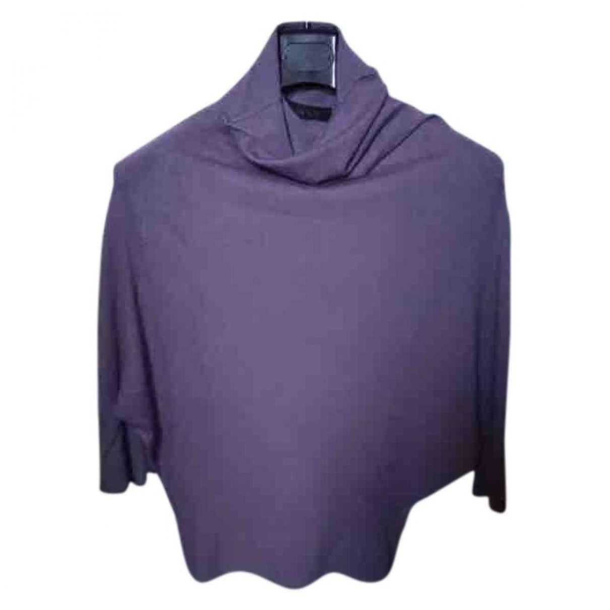 Non Signé / Unsigned \N Purple Knitwear for Women One Size IT