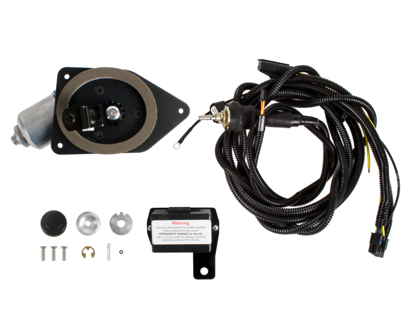Detroit Speed 121662 Selecta-Speed Wiper Kit 63-64 B-Body Impala, Biscayne, Bel Air
