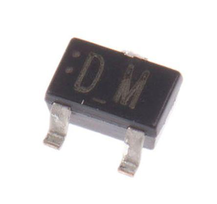 Panasonic P-Channel MOSFET, 3 A, 20 V, 3-Pin Smini3-G1-B  MTM231232LBF (50)