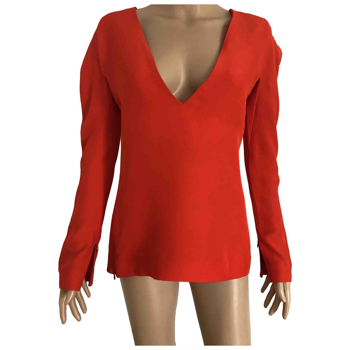 Vionnet \N Orange  top for Women 40 FR