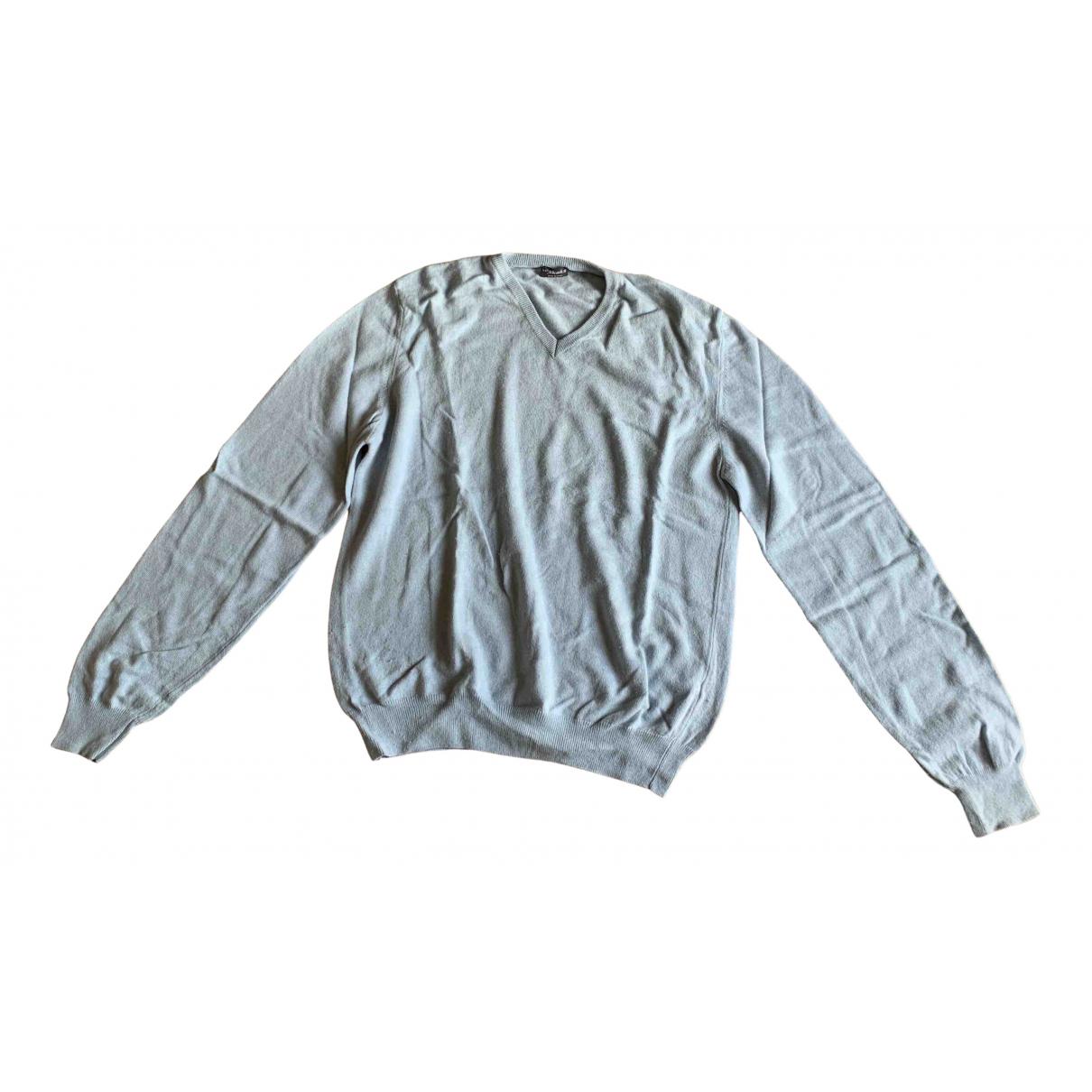 American Vintage \N Pullover.Westen.Sweatshirts  in  Tuerkis Kaschmir