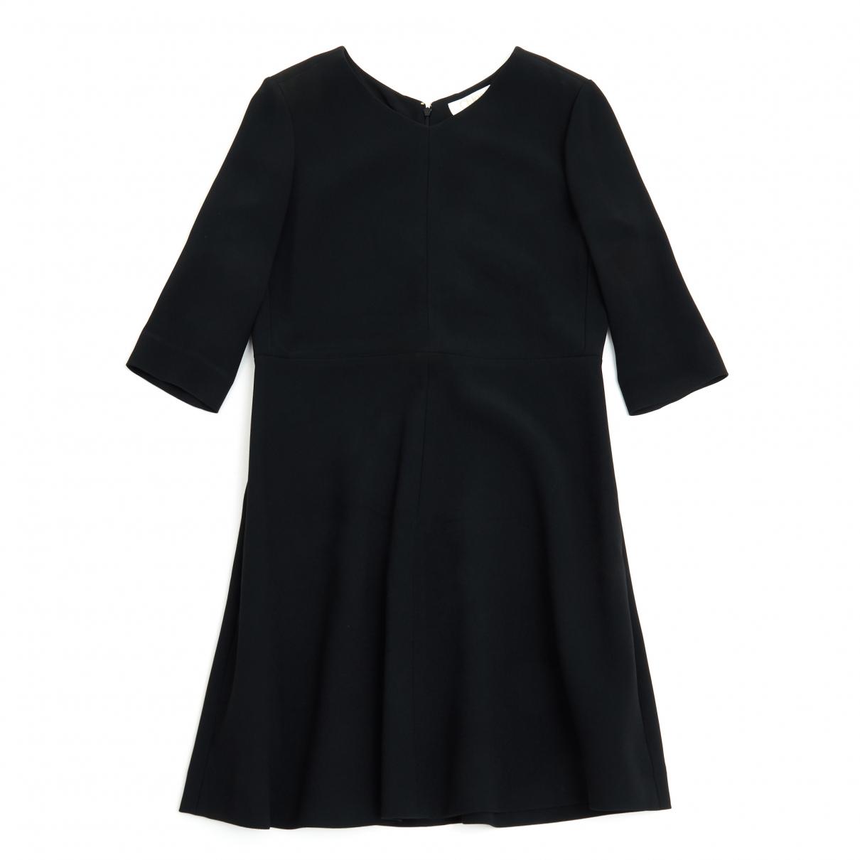 Chloe \N Kleid in  Schwarz Synthetik