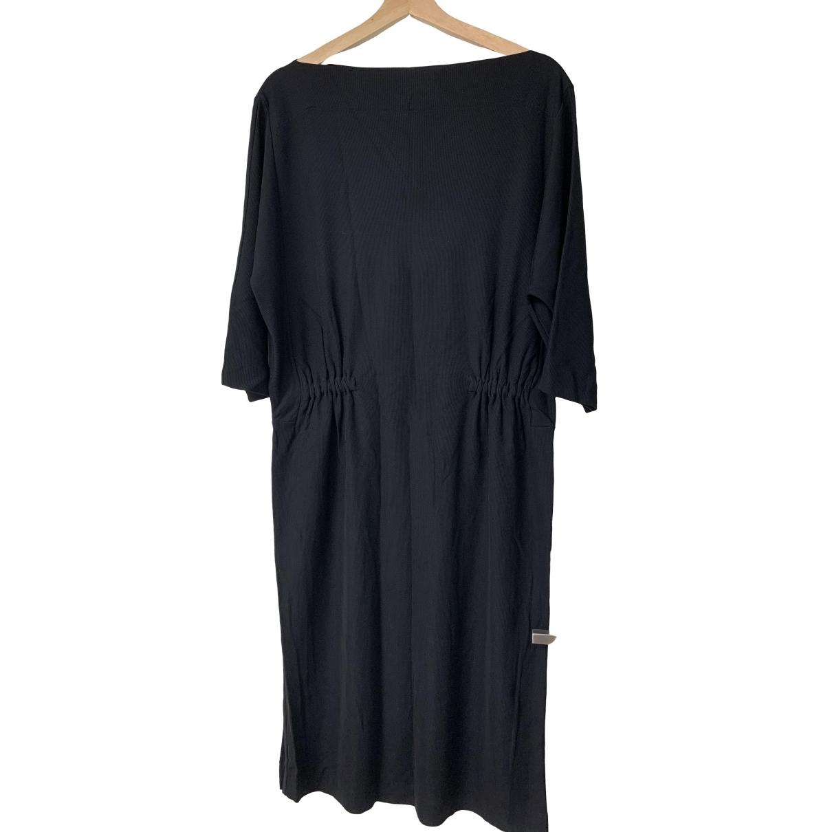 Maison Martin Margiela \N Black dress for Women 42 IT