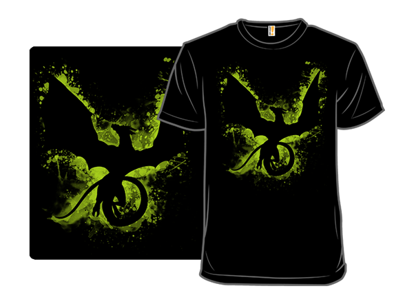 Dark Dragon T Shirt