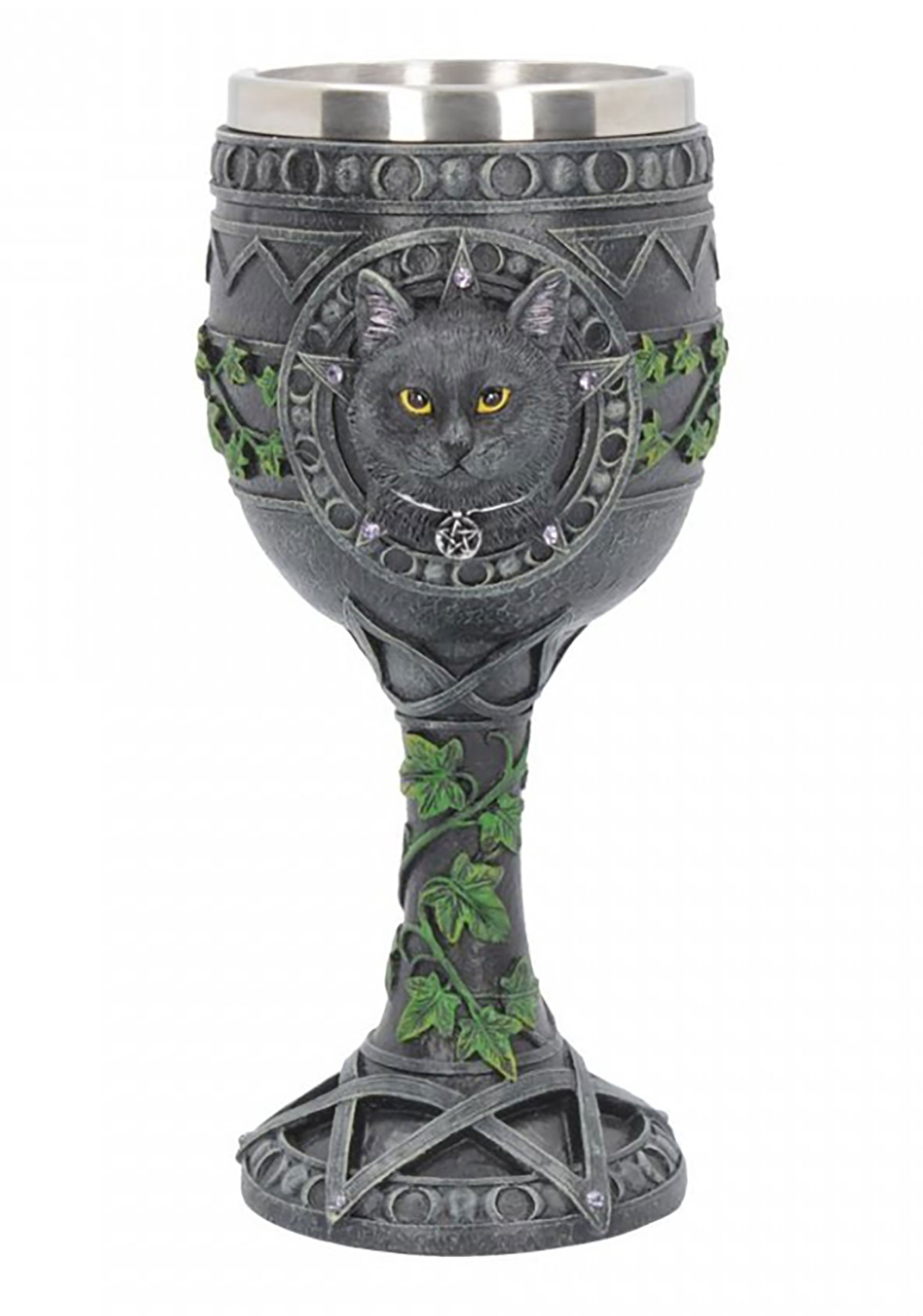 One Cat Goblet 18cm The Charmed