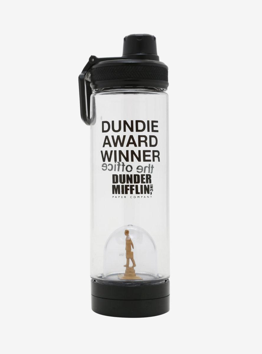 The Office Dundie Award Winner Water Bottle