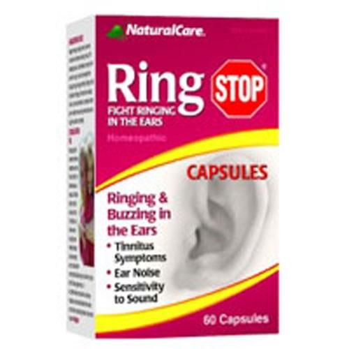 RingStop 180 Cap by Natural Care