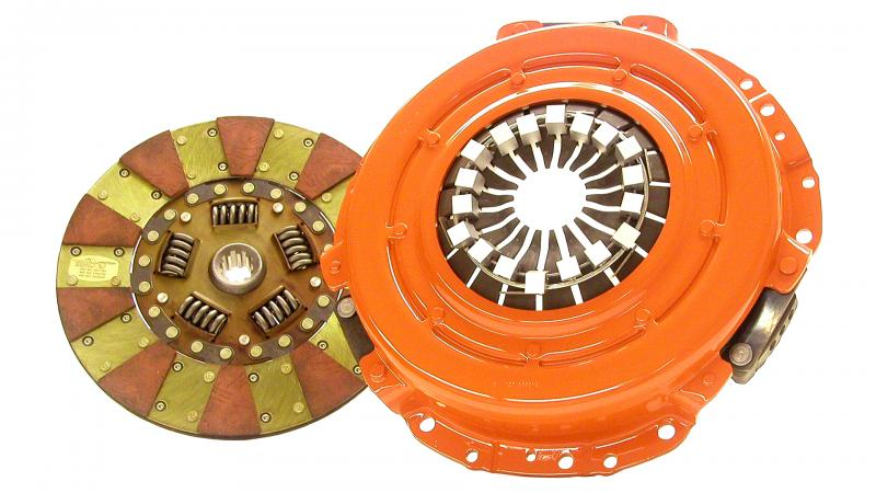 Centerforce DF800075 Dual Friction(R), Clutch Pressure Plate and Disc Set Ford Mustang 4.6L V8 Manual