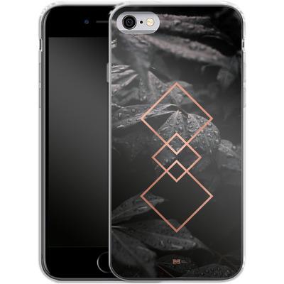 Apple iPhone 6s Silikon Handyhuelle - Gothic Pattern von #basic