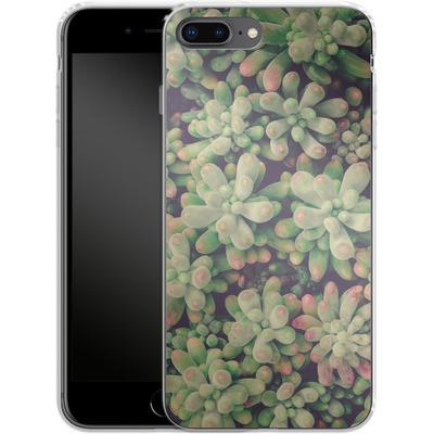 Apple iPhone 7 Plus Silikon Handyhuelle - Kingwood Soft Cactus von Joy StClaire