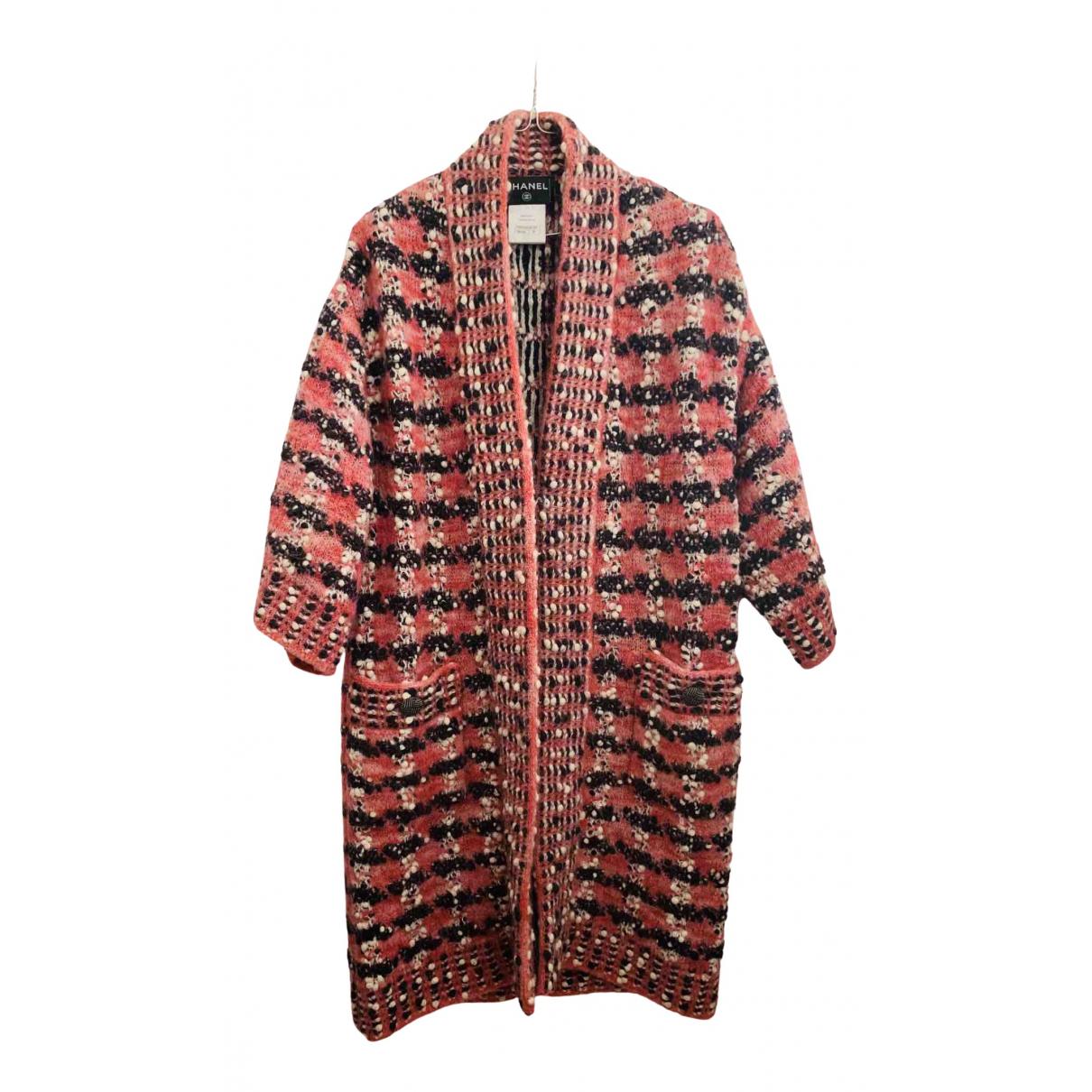 Chanel \N Multicolour Wool coat for Women 36 FR