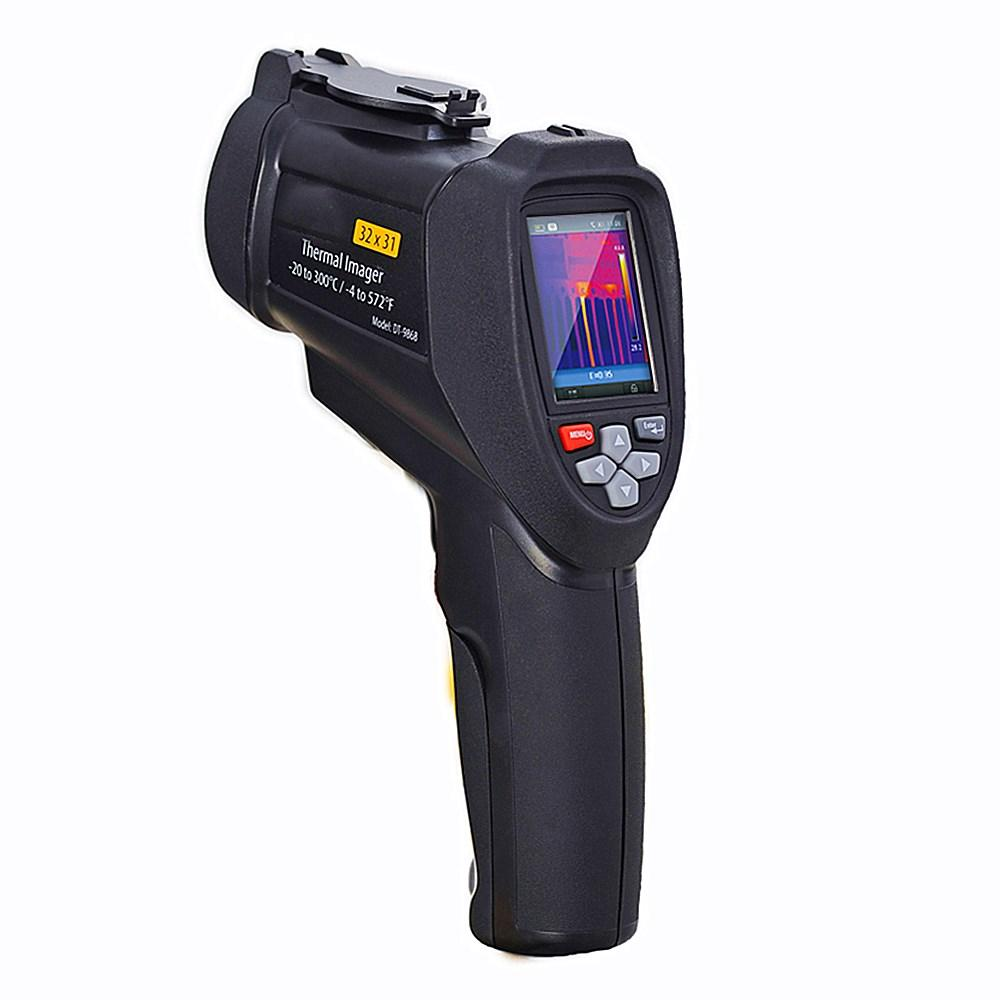 DT-9868 Infrared Thermal Imager -20℃-300℃ 48608 Pixels TFT LCD Screen Infrared Camera