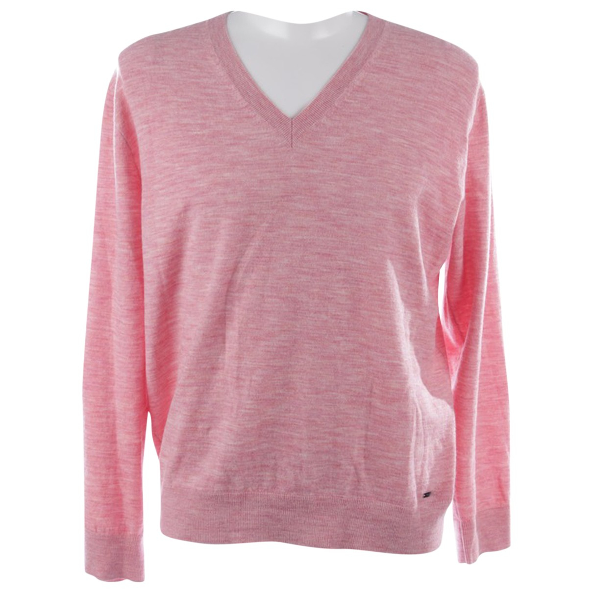 Dsquared2 \N Pullover in  Rosa Wolle