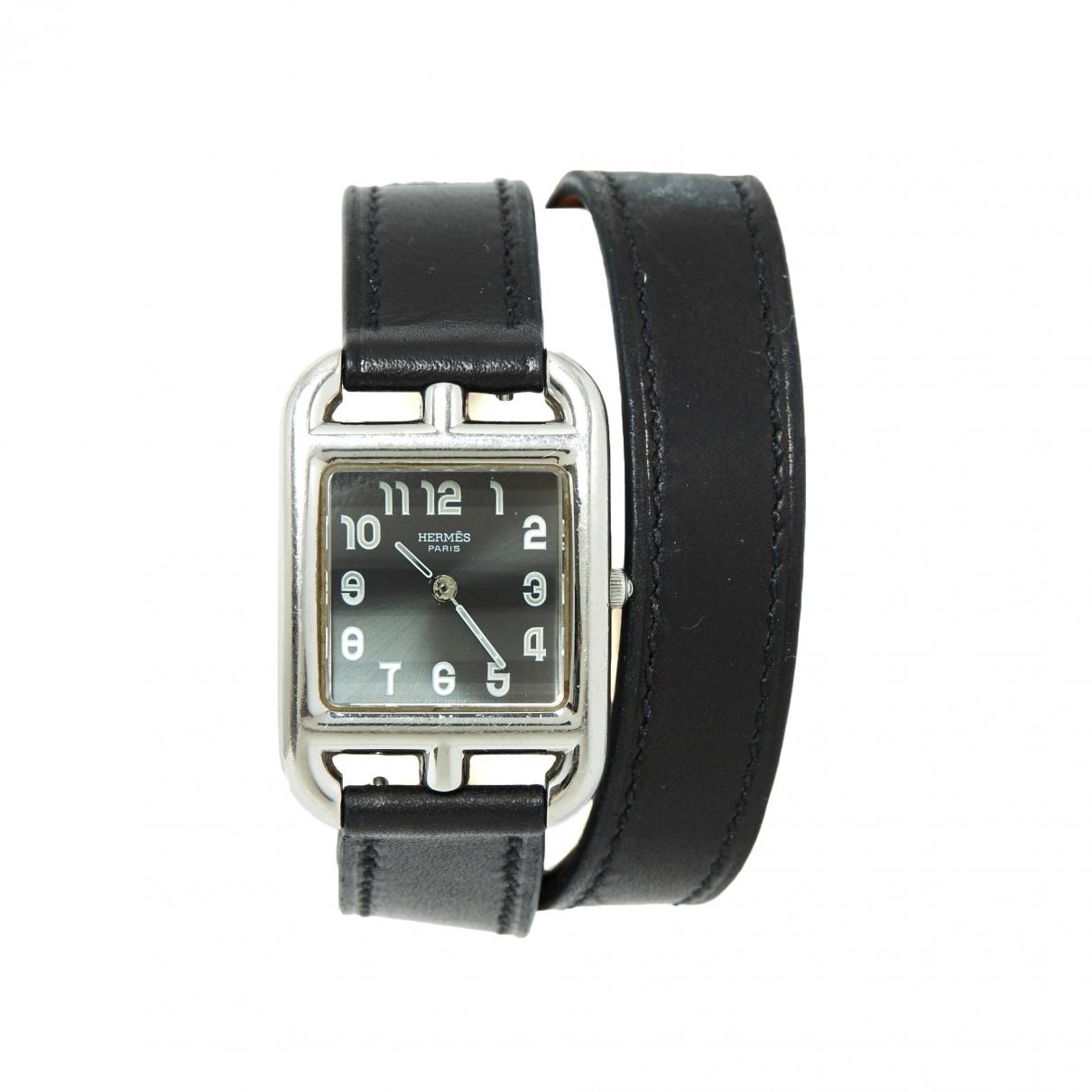Hermes Cape Cod Uhr in  Silber Stahl