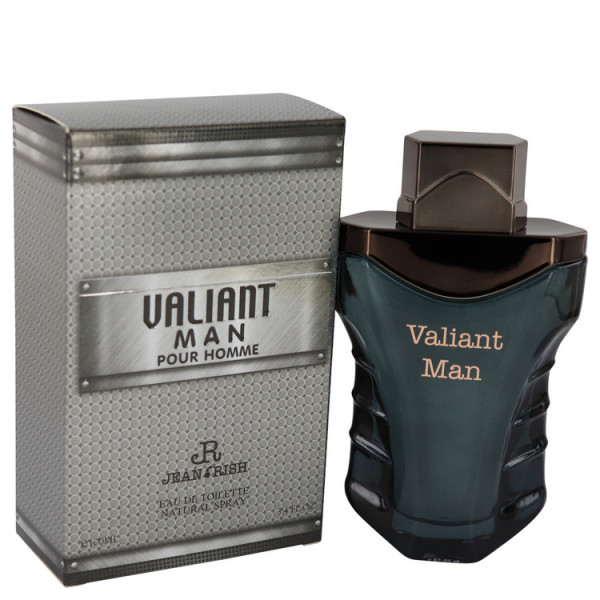 Valiant Man - Jean Rish Eau de toilette en espray 100 ml