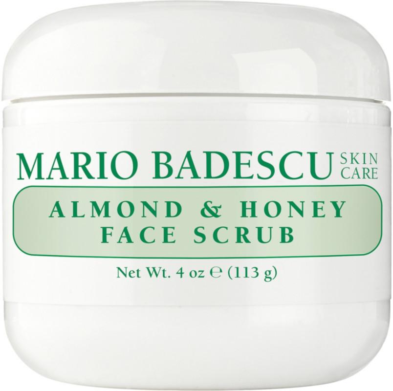 Almond & Honey Face Scrub