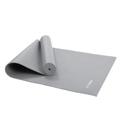 3mm Comfortable Yoga Mat, Light Blue - Miniso - Grey