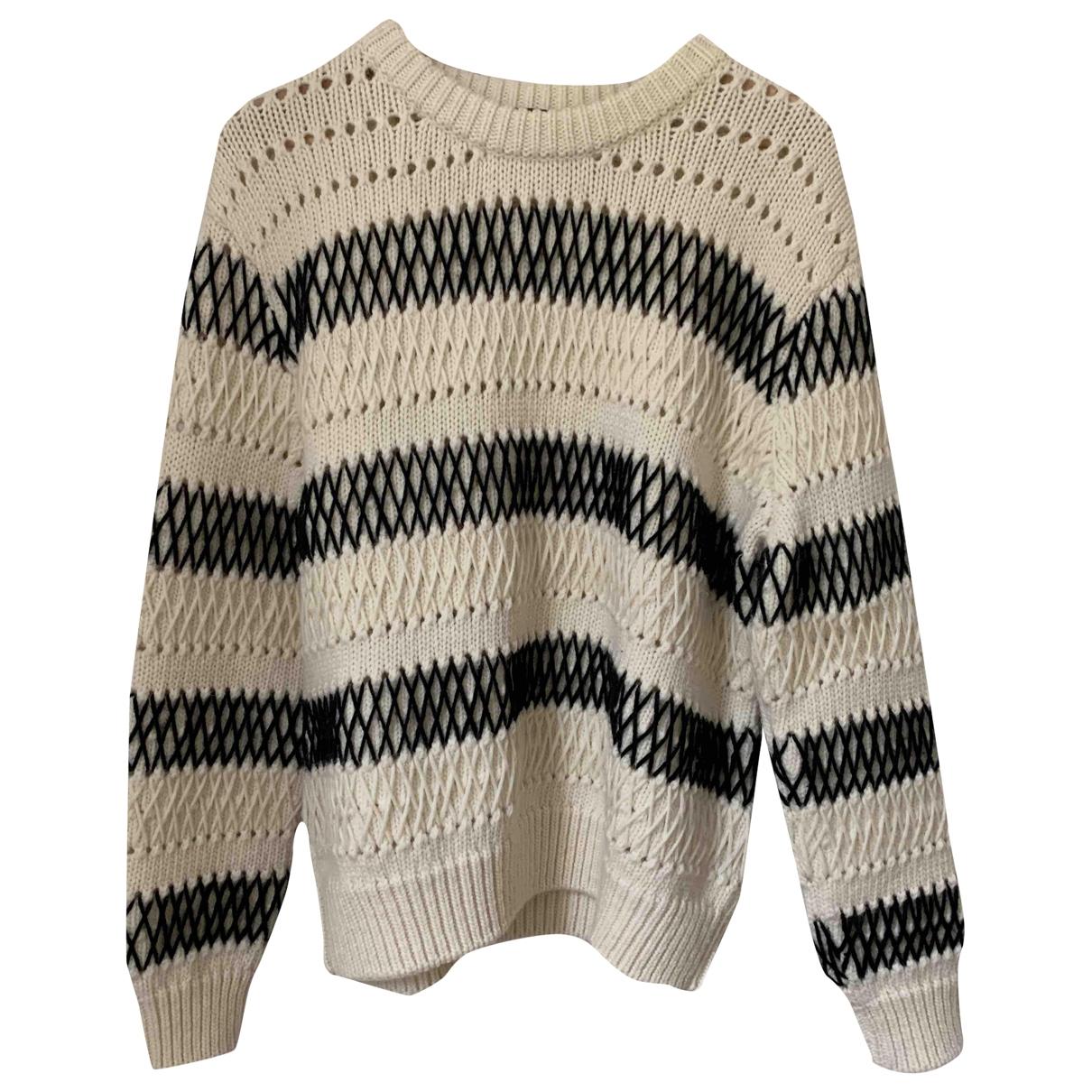 Calvin Klein 205w39nyc \N Pullover.Westen.Sweatshirts  in  Bunt Wolle