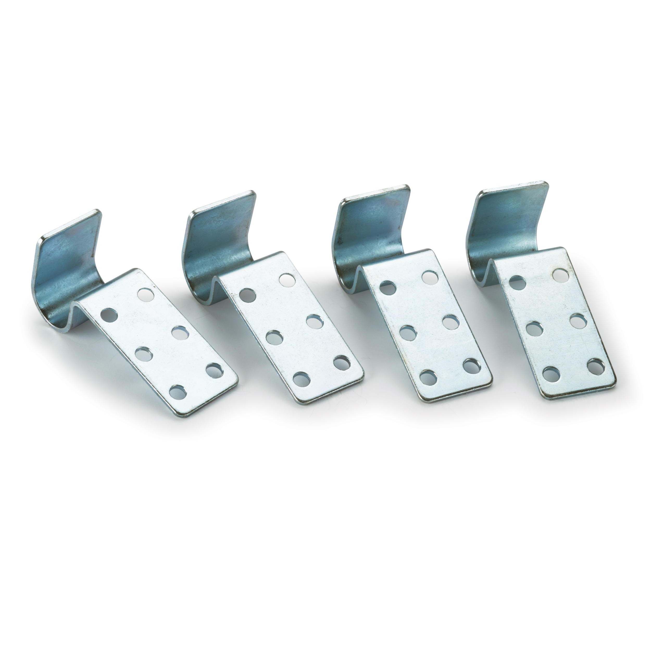 Mobile Clamp and Storage Rack Replacement Shelf Clips 4 pc