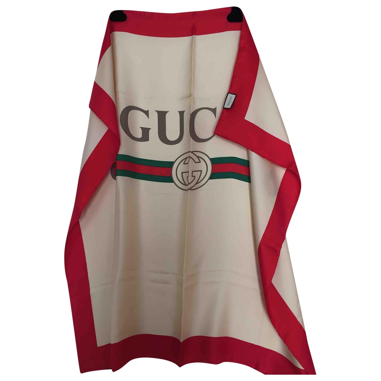 Gucci \N Tuecher in  Bunt Seide