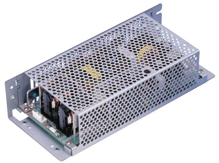 Cosel , 225W Embedded Switch Mode Power Supply (SMPS), 5 V dc, 24 V dc, Enclosed