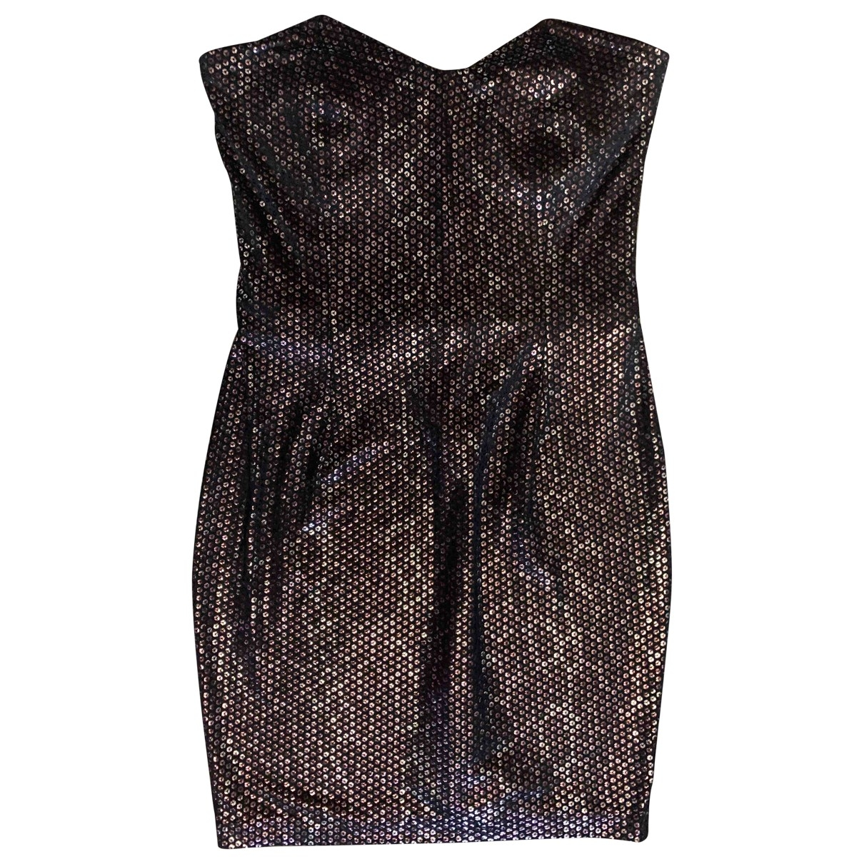 Mango \N Metallic dress for Women S International