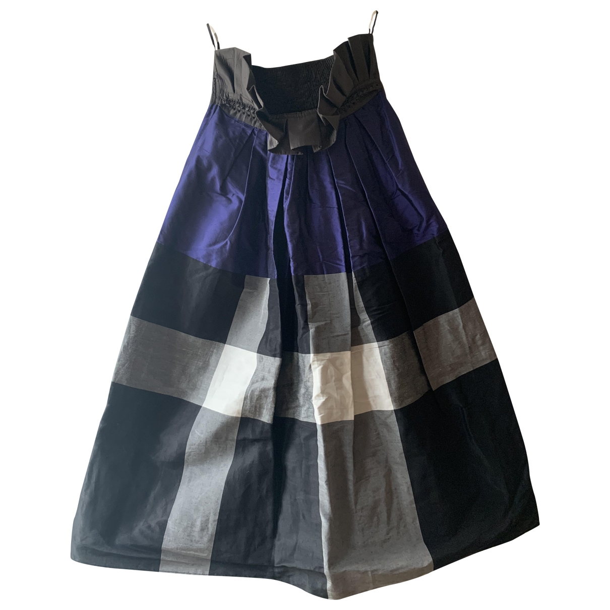 Damir Doma \N Multicolour Silk skirt for Women 36 FR