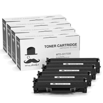 Compatible Dell 341-3568 cartouche de toner noire