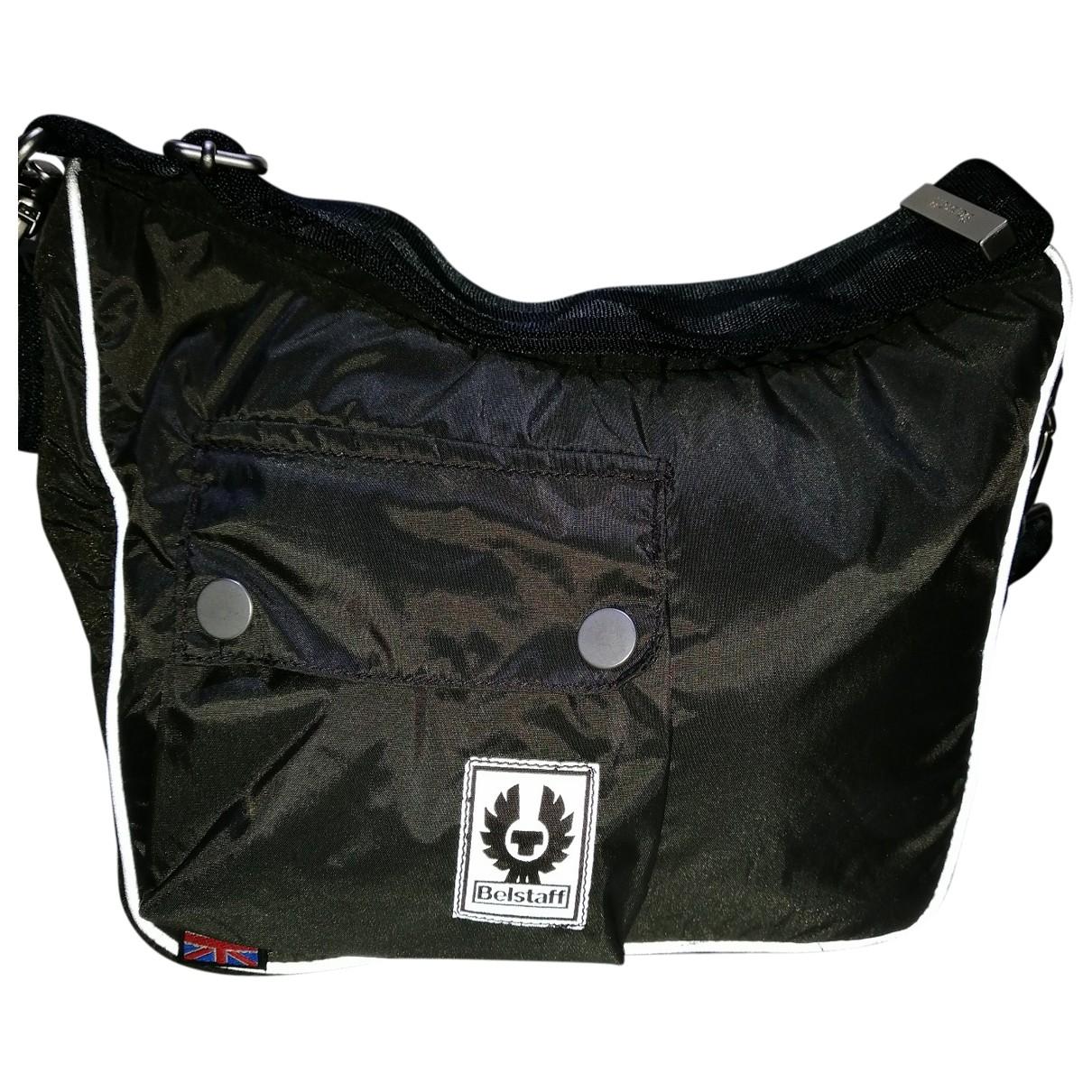 Belstaff \N Green Cloth handbag for Women \N