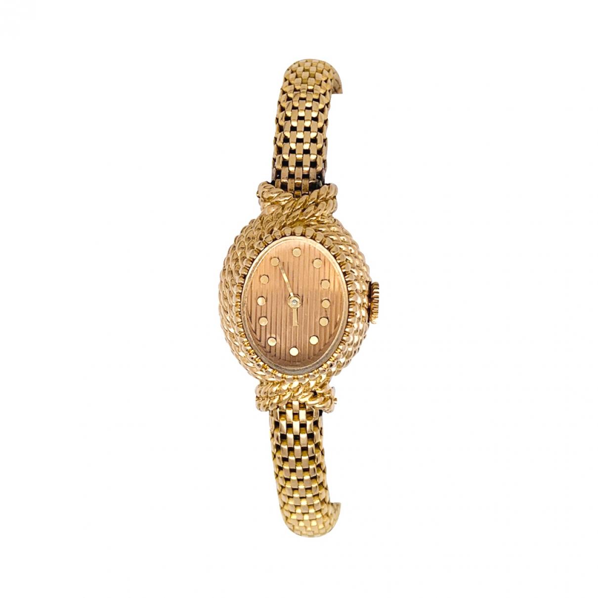 Reloj de Oro amarillo Boucheron