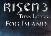 Risen 3: Titan Lords - Fog Island DLC Steam CD Key